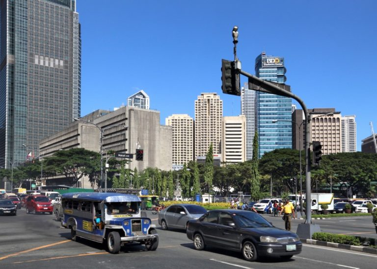 Vehicles in Makati